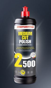 Menzerna Medium Cut Polish 2500 - 250 ml HIOMA-AINE