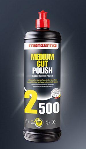 Menzerna Medium Cut Polish 2500 - 250 ml HIOMA-AINE