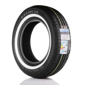 Vitour Galaxy R1 Valkosivu 20 mm 185/80-15 H