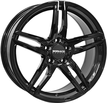 MONACO GP1 Gloss Black