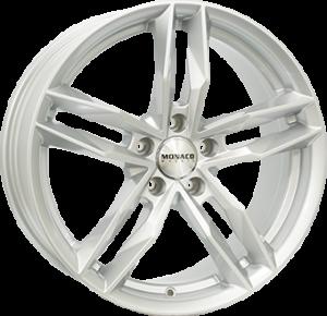 MONACO RR8M Silver