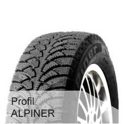 Collins/profile Prof Alpiner 185/60-14 H
