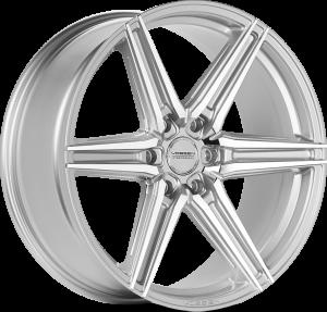Vossen HF62 Silver Polished