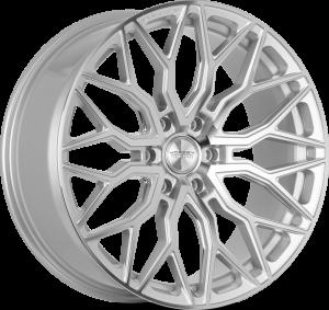 Vossen HF63 Silver Polished
