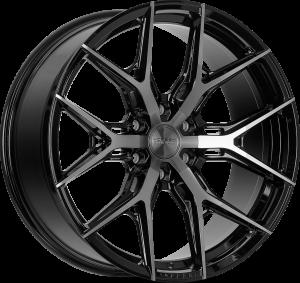 Vossen HF64 Tinted Gloss Black